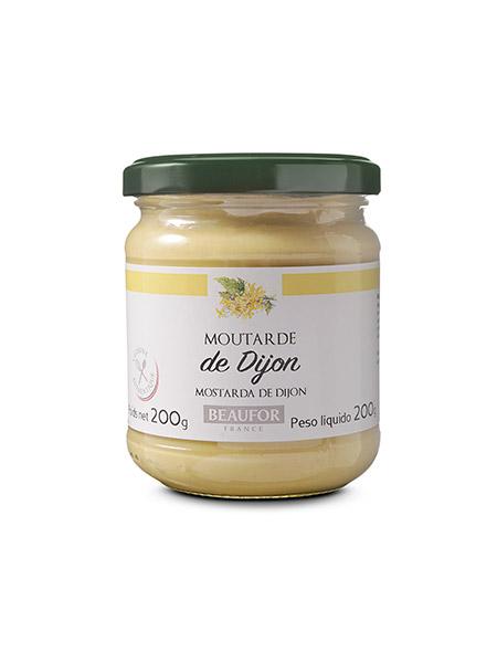 Mostarda Dijon 200g – Beaufor