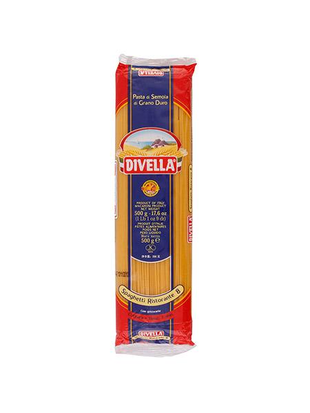 macarrao_spaghetti-Ristorante-divella-500g