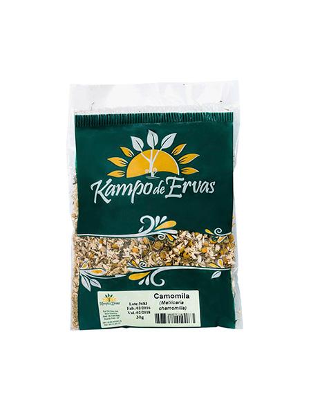 Chá de Camomila 30g – Kampo de Ervas