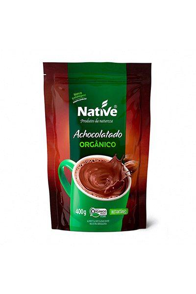 Achocolatado Orgânico 400g – Native