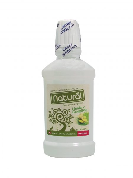 Enxaguante Bucal Natural 250ml – Suavetex
