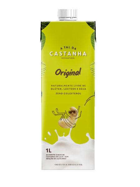 Bebida de caju original A tal da castanha