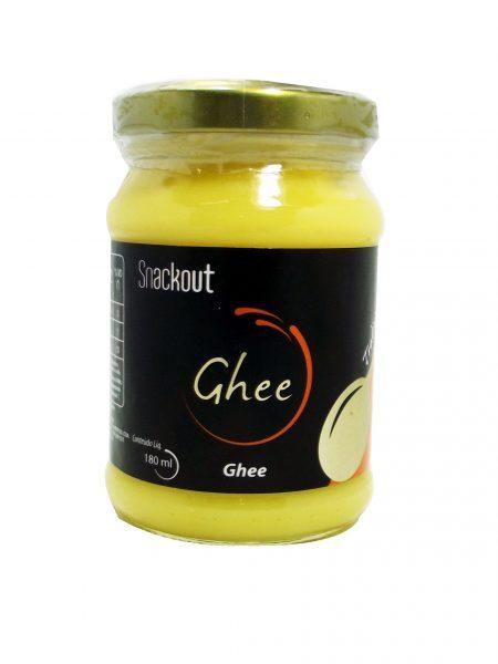 Manteiga Ghee Tradicional 180g – Snackout
