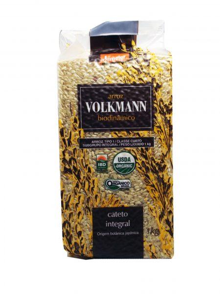 Arroz Cateto Integral Orgânico 1kg – Volkmann