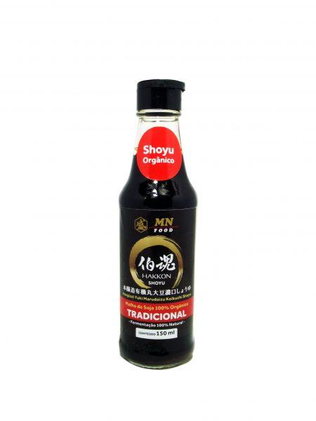 Shoyu (Molho de Soja) Orgânico 150ml – MN Própolis